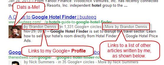 сторінка google+